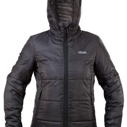 Inovovaná velmi lehká, teplá dámská bunda Tilak Ketil