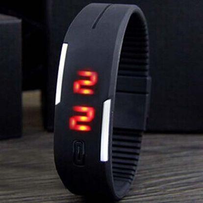 Sportovní LED hodinky