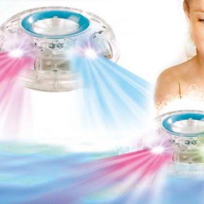 Světlo do vany Party in the Tub - udělejte si v koupelně diskotéku!