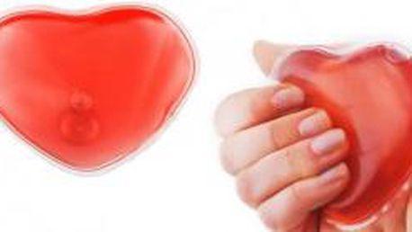 Srdce - ohřívač rukou i těla