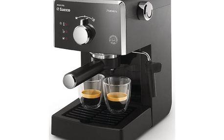 Pákové espresso Philips Saeco