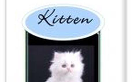 Suché krmivo pro koťata KIS-KIS KITTEN 7,5kg