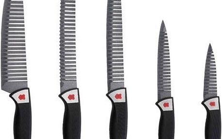 Renberg 5-dílná sada nepřilnavých nožů