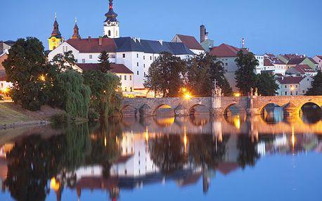Užijte si 3denní romantiku na jihu Čech