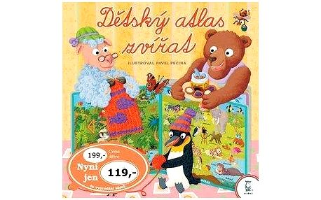 Dětský atlas zvířat