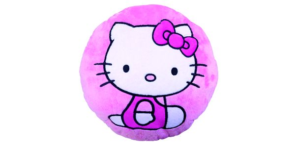 Polštářek Hello Kitty Body Pink