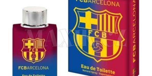 Toaletní voda FC BARCELONA EDT 100ml