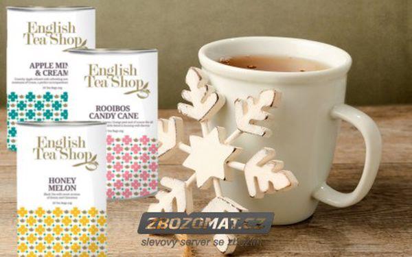 Vánoční dárkové čaje 50 ks - pro tu pravou sváteční atmosféru!