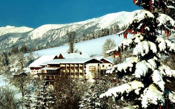 Rakousko, oblast Horní Rakousko, polopenze, ubytování v 3* hotelu na 8 dní
