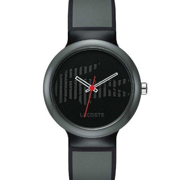 Pánské hodinky Lacoste Goa černé