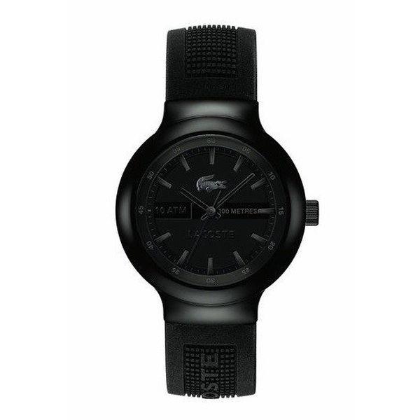 Unisex hodinky Lacoste Borneo černé