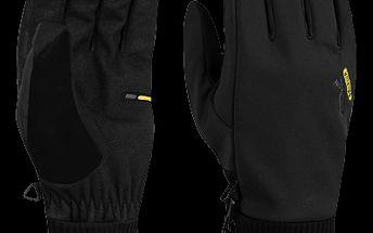 Pohodlné rukavice vyrobené z větruvzdorného stretche Salewa Aquilis WS Gloves