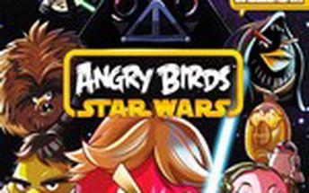 Největší dobrodružství s Angry Birds: Star Wars (PS4)