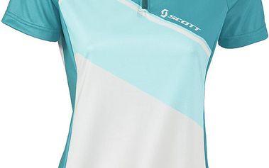 Dámský jednoduchý cyklistický dres Scott Womens Classic 10 s/sl Shirt