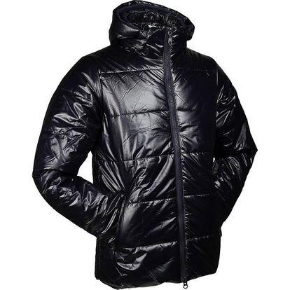 Pánská temně modrá bunda s odnímatelnou kapucí Authority