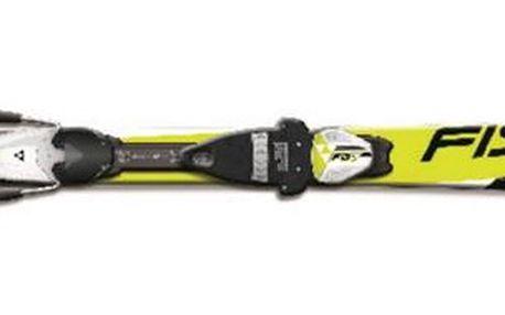 Juniorské sjezdové lyže Fischer RC4 Superior 160 FJ7 AC