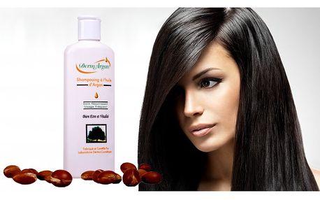 Šampon s arganovým olejem pro nádherné vlasy!
