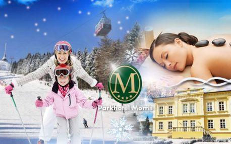 Luxusní Parkhotel Morris**** v Lužických horách! PĚT dní s POLOPENZÍ a WELLNESS! Dítě do 12 let ZDARMA!