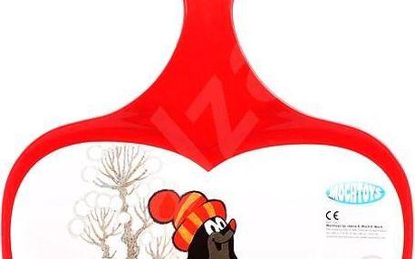 Kluzák na sníh malý s motivem Krtečka