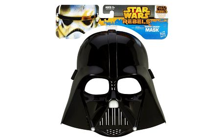 HASBRO - STAR WARS maska DARTH WADER