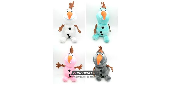 Sněhulák Olaf z Ledového království!