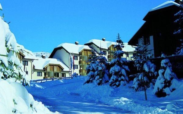 Rakousko, oblast Gerlitzen, bez stravy na 8 dní