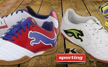 Pánské sálové boty od značky Puma