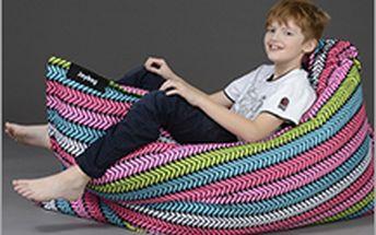 Designové sedací pytle