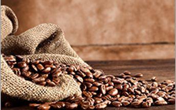 Pražená káva TOP kvality