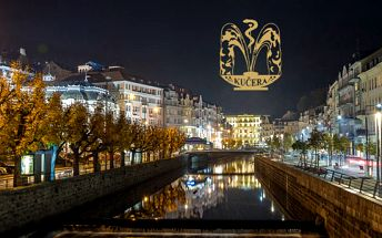 Hotel Kučera*** v Karlových Varech s wellness procedurami