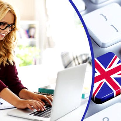 Online kurzy angličtiny i podpora osobního lektora