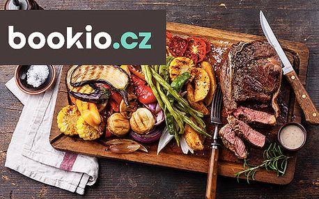 Získejte 30% slevu na celý účet v 37 restauracích - Rezervace přes Bookio.cz jen za 19,- Kč