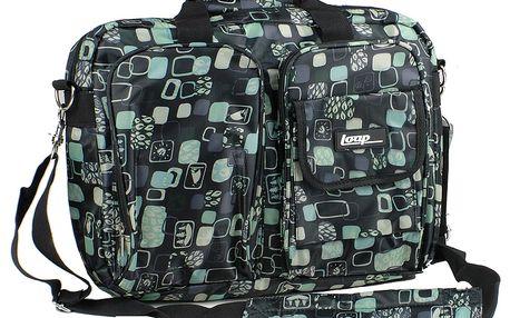 Taška Loap Laptop s polstrovanou kapsou na laptop