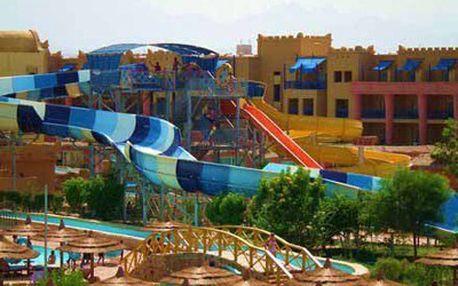 TITANIC PALACE, Egypt, Hurghada, 8 dní, Letecky, All inclusive