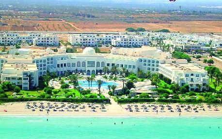 MAHDIA PALACE HB, Tunisko, Tunisko pevnina, 8 dní, Letecky, Polopenze