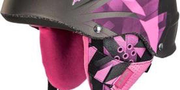 Sjezdařská helma Alpina s IN-MOLD technologií