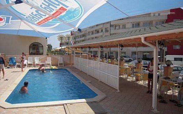 Bulharsko, oblast Kranevo, doprava letecky, snídaně, ubytování v 3,5* hotelu na 12 dní