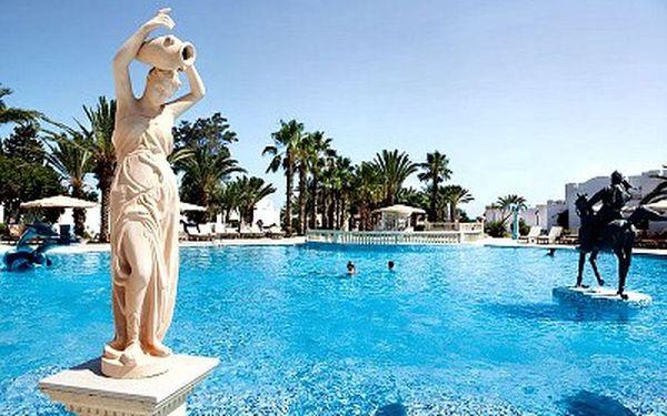 RIU PALACE MARHABA, Tunisko, Tunisko pevnina, 8 dní, Letecky, All inclusive