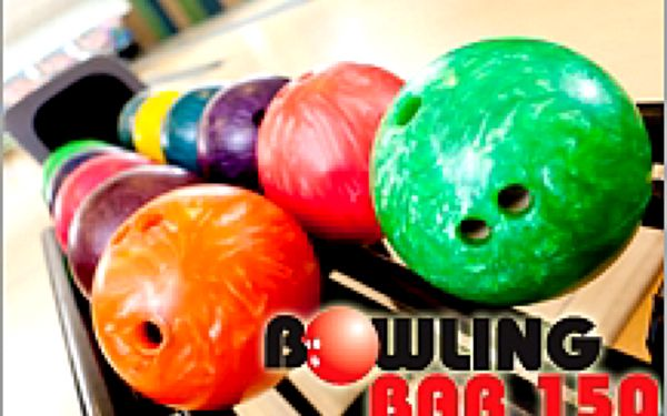 Bowling v UH za 49 Kč