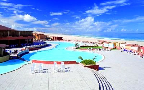 ROYAL DECAMERON BOA VISTA, Boa Vista, Kapverdy, letecky, All inclusive