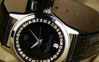 Dámské luxusní hodinky Yves Camani