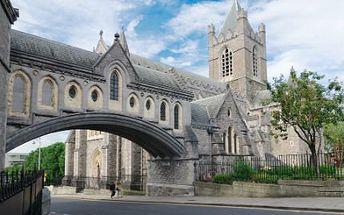 Dublin - letecky: Eurovíkend s ubytováním