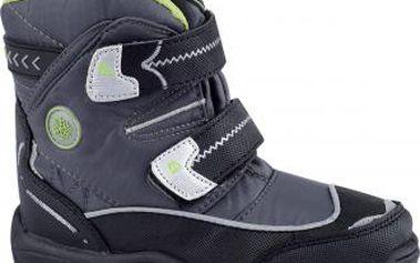 Dětská zimní obuv Alpine Pro ANTARCTICA KIDS
