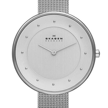 Kvalitní dámské hodinky Skagen SKW2140