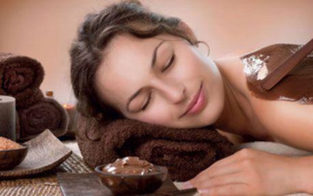 Kurz luxusní čokoládové masáže
