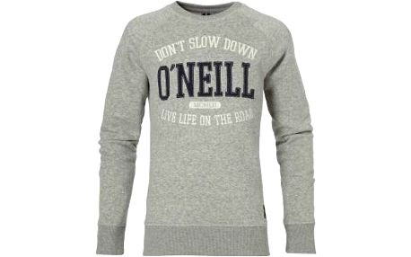 O'Neill LB EASY GO CREW SWEAT šedá 152