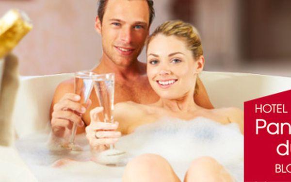 Odpočinek v Brdech: 3 dny pro 2 osoby, možnost pokoje s vlastní vířivkou!