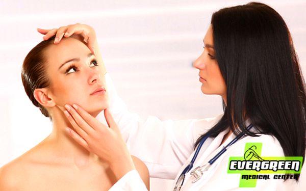 Odstranění kožních výrůstků a znamének pro Vaši krásu i zdraví za pomoci laseru