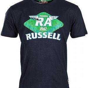 Russell Athletic MENS T-SHIRT tmavě modrá XXL