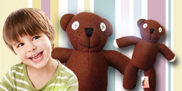 Plyšový medvídek Mr. Beana za 149 Kč! Věrný kamarád známého ňoumy zaručeně potěší malé i velké!